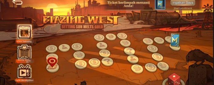 Event Blazing West